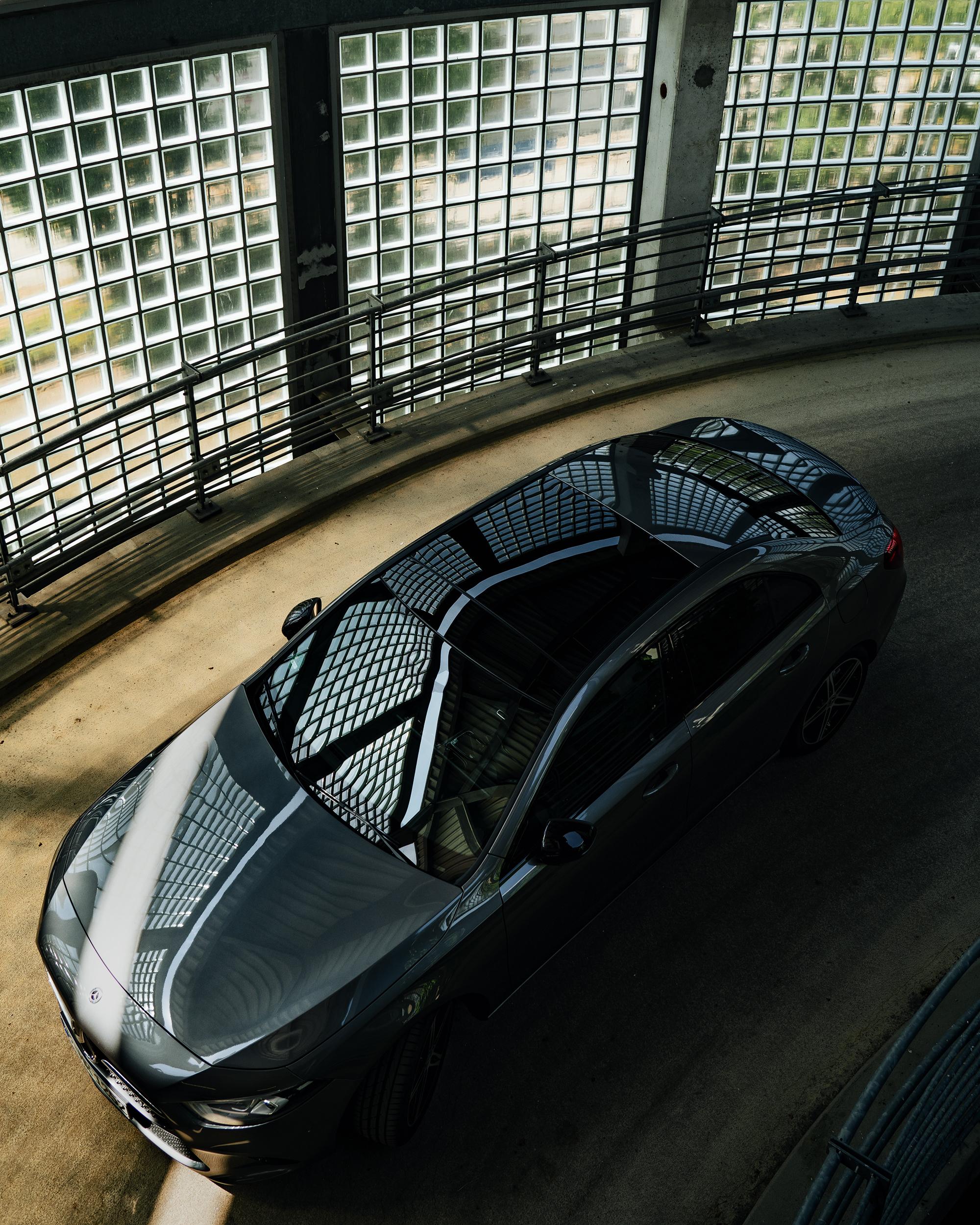 JONAS RIBITSCH Mercedes-Benz A-Classs Coupé