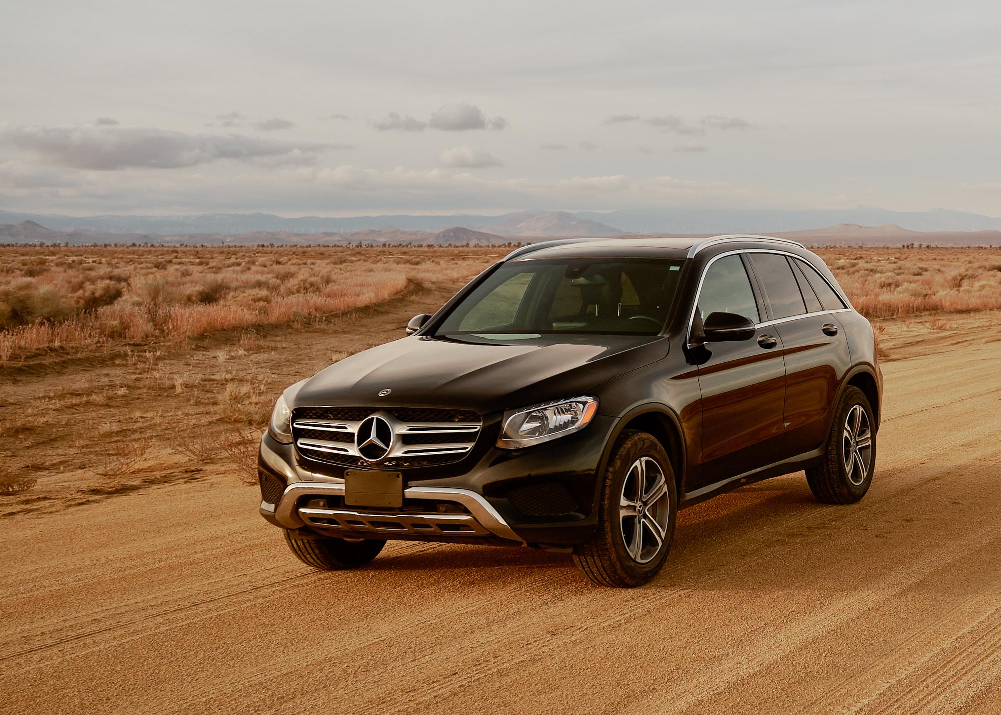 JONAS RIBITSCH Mercedes-Benz GLC